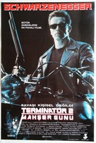 Terminator 2: Judgment Day - Turkish Movie Poster (xs thumbnail)