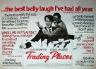 Trading Places - British Movie Poster (xs thumbnail)