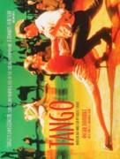Tango, no me dejes nunca - British Movie Poster (xs thumbnail)