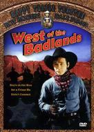 The Border Legion - DVD cover (xs thumbnail)