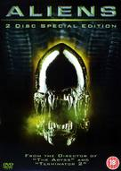 Aliens - British DVD movie cover (xs thumbnail)