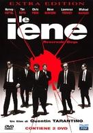 Reservoir Dogs - Italian DVD cover (xs thumbnail)