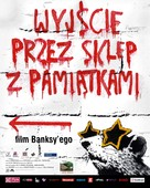Exit Through the Gift Shop - Polish Movie Poster (xs thumbnail)