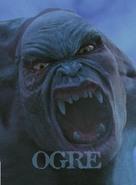 Ogre - Movie Poster (xs thumbnail)