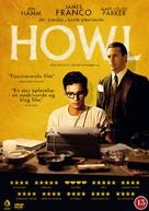 Howl - Danish DVD movie cover (xs thumbnail)