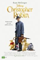 Christopher Robin - Australian Movie Poster (xs thumbnail)