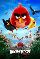 The Angry Birds Movie - Movie Poster (xs thumbnail)