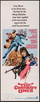 Die Hölle von Macao - Movie Poster (xs thumbnail)