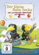 Der kleine Rabe Socke - German Movie Cover (xs thumbnail)