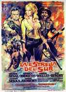 The Southern Star - Spanish Movie Poster (xs thumbnail)