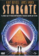 Stargate - Italian DVD movie cover (xs thumbnail)