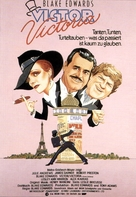 Victor/Victoria - German Movie Poster (xs thumbnail)