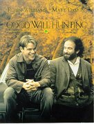 Good Will Hunting - DVD movie cover (xs thumbnail)