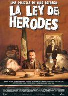 Ley de Herodes, La - Spanish poster (xs thumbnail)