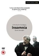 Insomnia - British DVD movie cover (xs thumbnail)