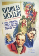 Nicholas Nickleby - Romanian Movie Poster (xs thumbnail)