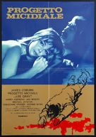 The Internecine Project - Italian Movie Poster (xs thumbnail)