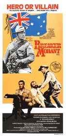'Breaker' Morant - Australian Movie Poster (xs thumbnail)