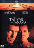 The Tailor of Panama - Danish Movie Cover (xs thumbnail)