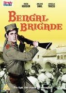 Bengal Brigade - British DVD movie cover (xs thumbnail)