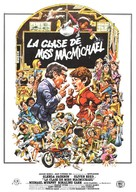 The Class of Miss MacMichael - Spanish Movie Poster (xs thumbnail)