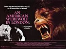 An American Werewolf in London - British Movie Poster (xs thumbnail)