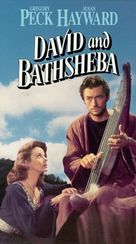 David and Bathsheba - VHS cover (xs thumbnail)