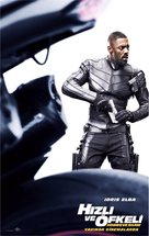 Fast & Furious Presents: Hobbs & Shaw - Turkish Movie Poster (xs thumbnail)