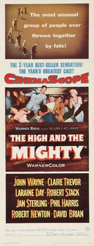 The High and the Mighty - Movie Poster (xs thumbnail)