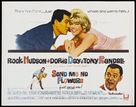 Send Me No Flowers - Theatrical poster (xs thumbnail)