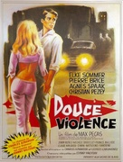 Douce violence - French Movie Poster (xs thumbnail)