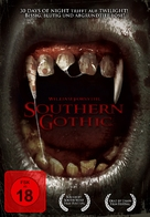 Southern Gothic - German Movie Cover (xs thumbnail)