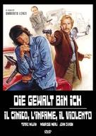 Il cinico, l'infame, il violento - German Movie Cover (xs thumbnail)