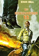 Quindici forche per un assassino - German DVD cover (xs thumbnail)