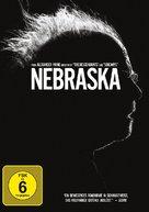 Nebraska - German Movie Cover (xs thumbnail)