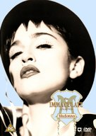 Madonna: The Immaculate Collection - British DVD cover (xs thumbnail)
