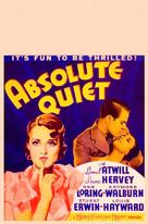 Absolute Quiet - Movie Poster (xs thumbnail)