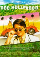 Doc Hollywood - French Movie Poster (xs thumbnail)