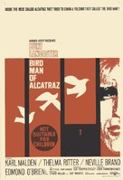Birdman of Alcatraz - Australian Movie Poster (xs thumbnail)