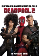 Deadpool 2 - Italian Movie Poster (xs thumbnail)