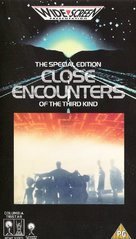 Close Encounters of the Third Kind - British VHS movie cover (xs thumbnail)