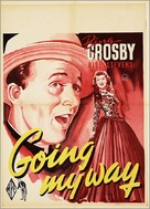 Going My Way - Dutch Movie Poster (xs thumbnail)