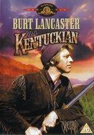 The Kentuckian - British Movie Cover (xs thumbnail)