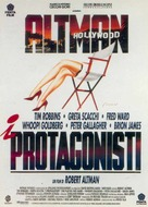 The Player - Italian Movie Poster (xs thumbnail)
