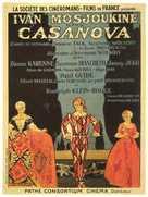 Casanova - Movie Poster (xs thumbnail)