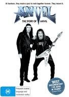 Anvil! The Story of Anvil - Australian Movie Cover (xs thumbnail)