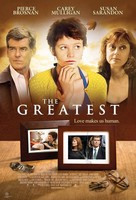 The Greatest - Indonesian Movie Poster (xs thumbnail)