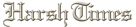 Harsh Times - Logo (xs thumbnail)