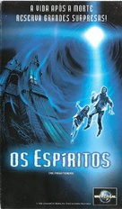 The Frighteners - Brazilian VHS cover (xs thumbnail)