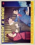 Waterfront at Midnight - poster (xs thumbnail)